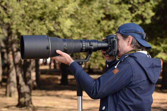 ống kính tele là gì