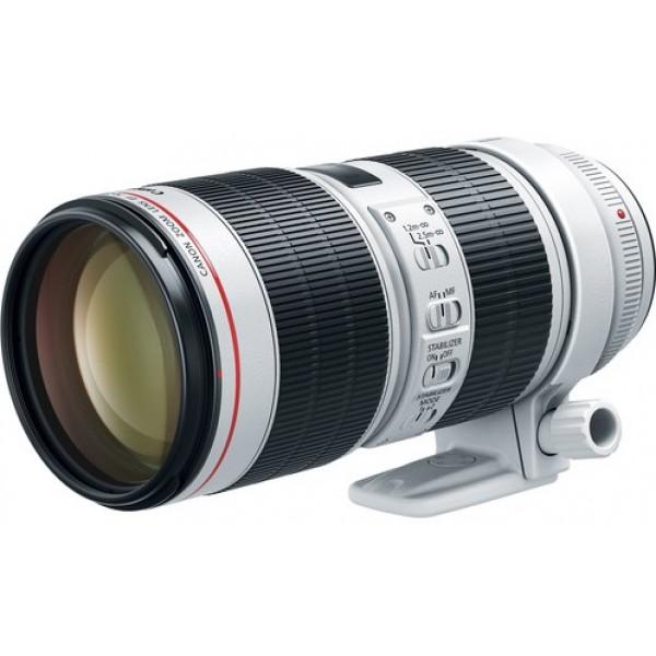 cho thuê lens canon 70-200 III