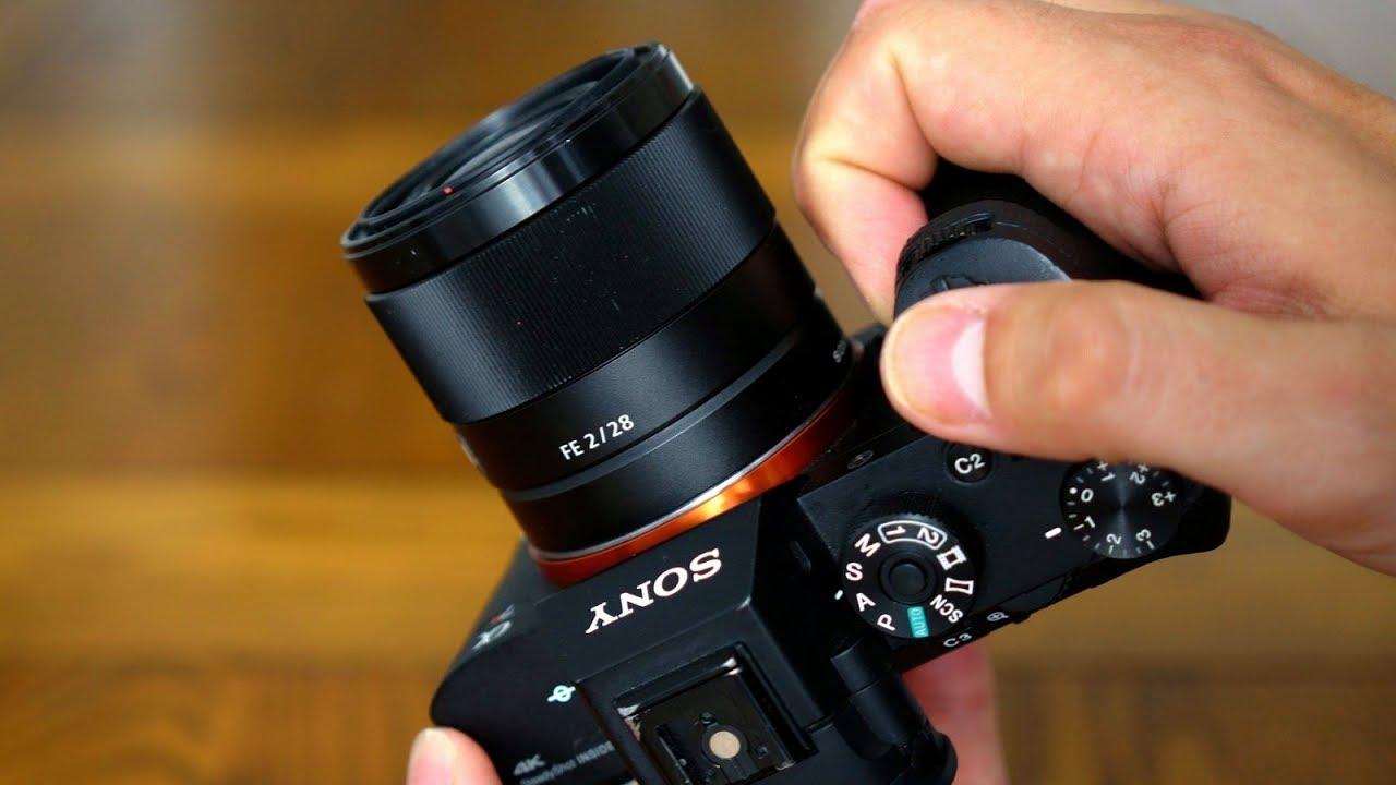 cho thuê lens sony 28 F2