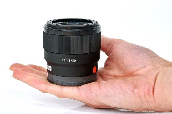 cho thuê lens Sony 50 f1.8