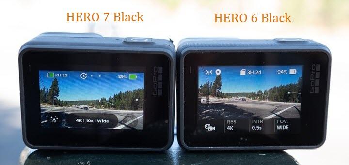 GoPro Hero 6 & 7