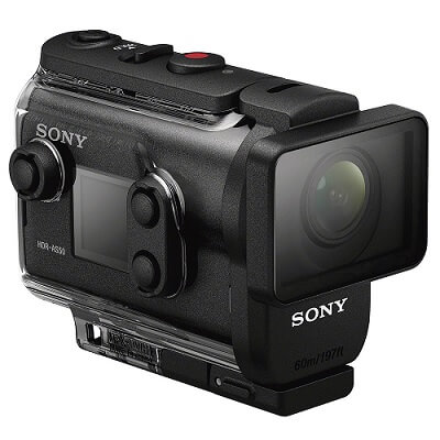 camera sony HDR-AS50R
