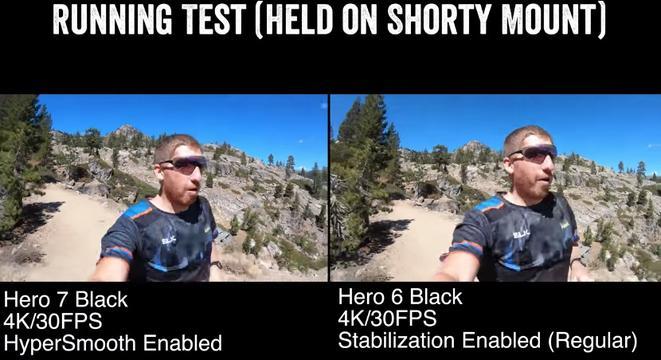 GoPro Hero 6 & Hero 7 Black HyperSmooth
