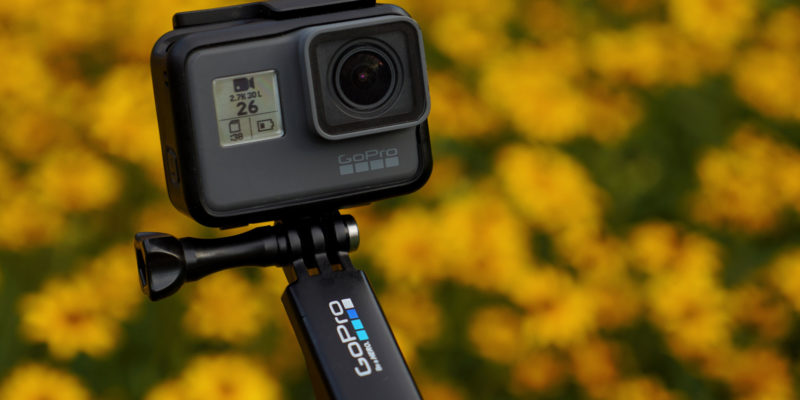 Cho thuê GoPro 8 tại Hà Nội
