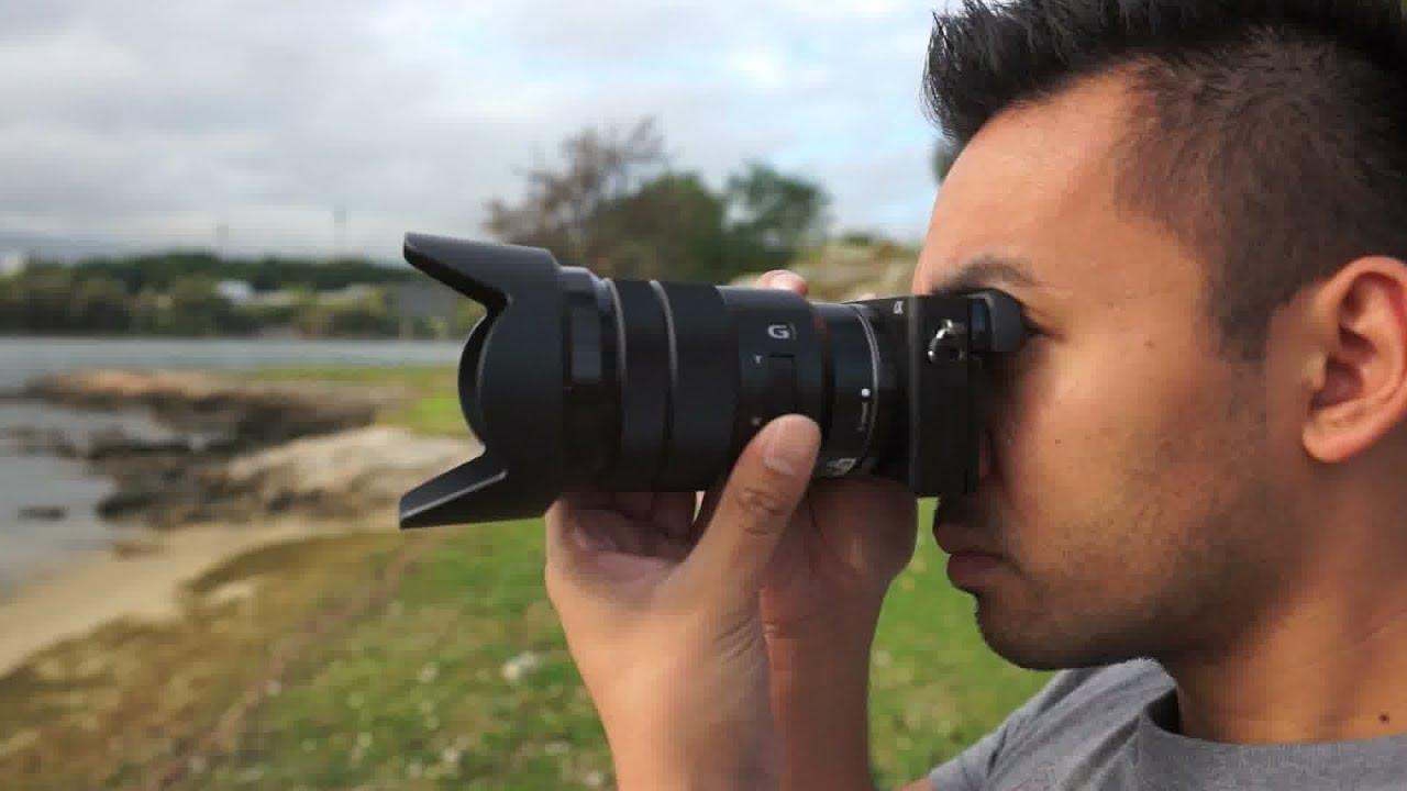 Lấy nét tự động lens Sony