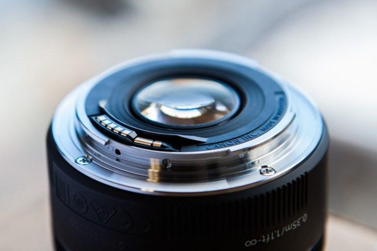 ngàm lens
