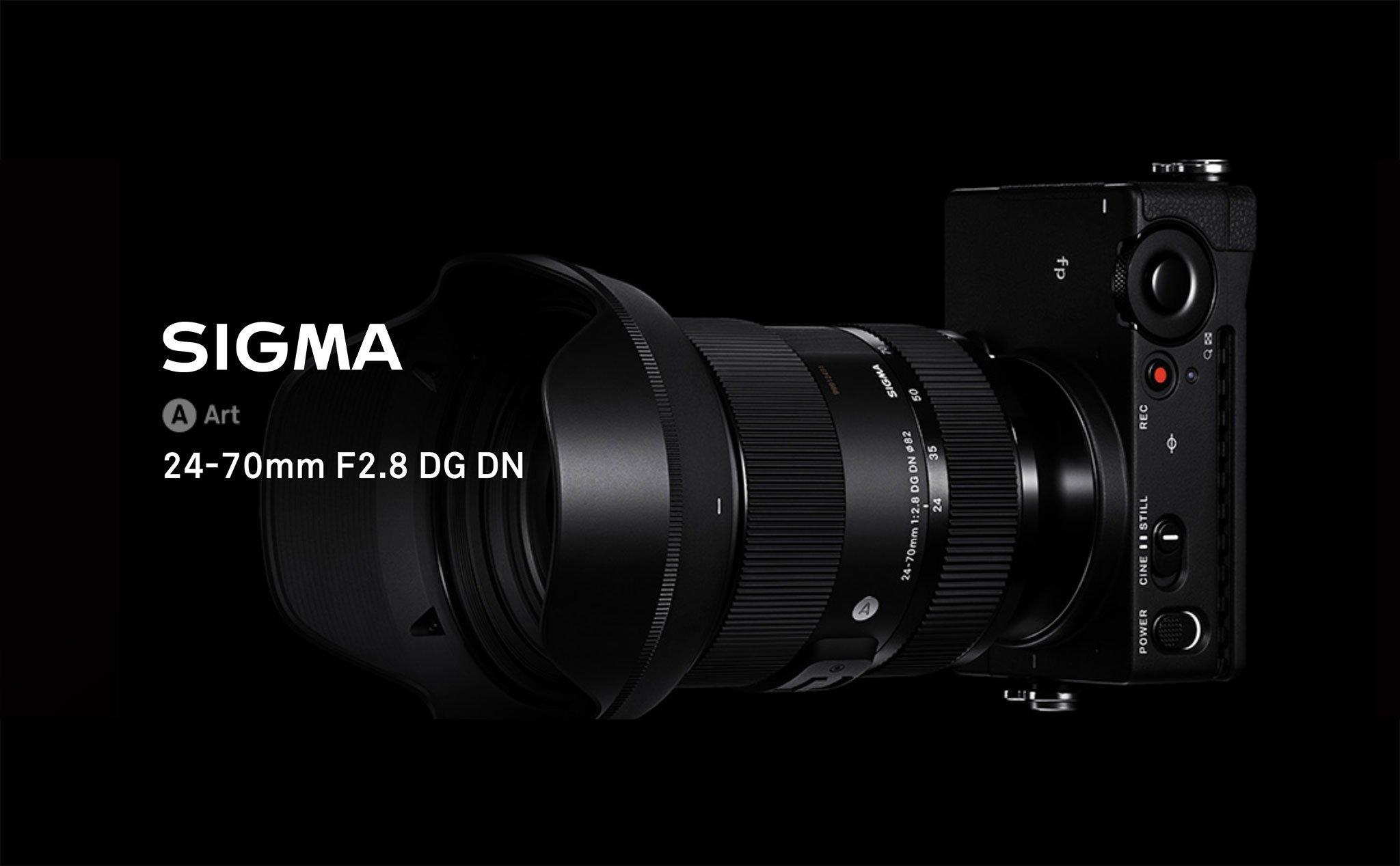 Lens Sigma hệ Mirrorless