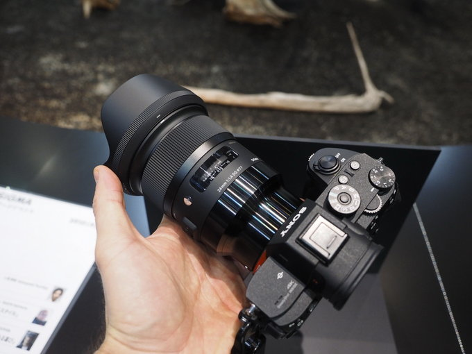 cho thuê lens sigma 24A