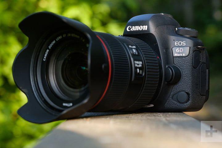 cho thuê canon 6D Mark II