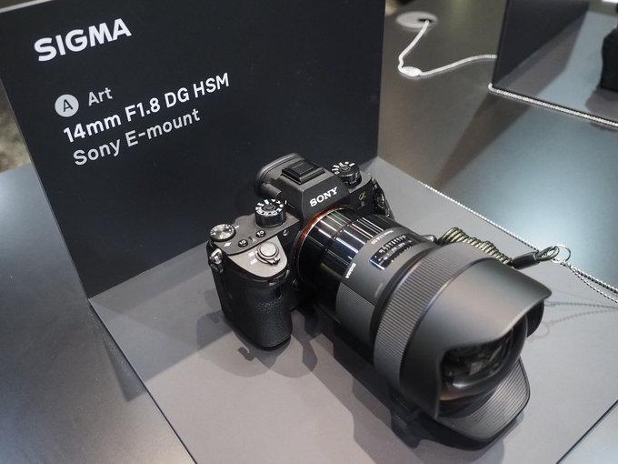Lens Sigma hệ DSLR Fullframe