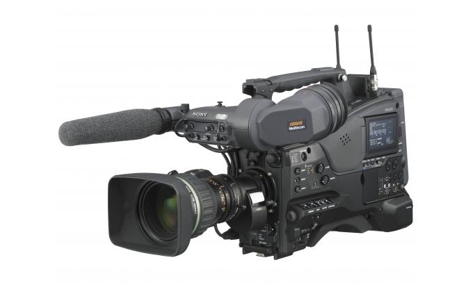 Cho thuê máy quay PMW 500