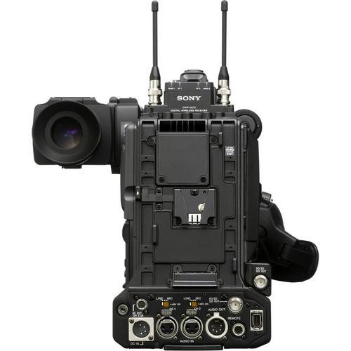 Cho thuê máy quay PMW 400
