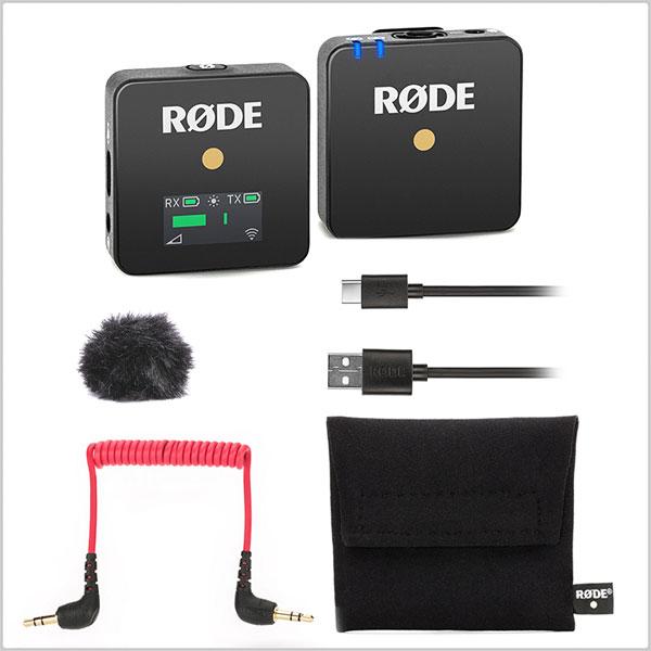 Cho thuê Rode Wireless Go