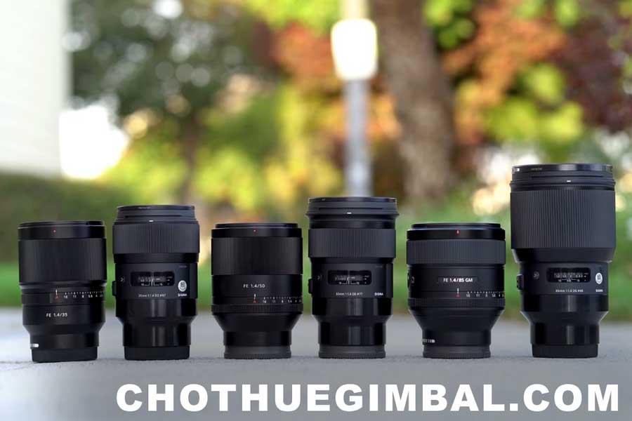 Cho thuê Lens