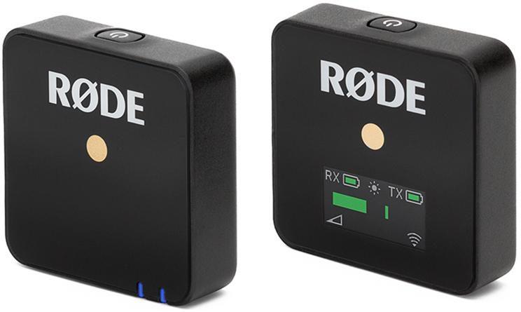 Micro không dây Rode Wireless Go