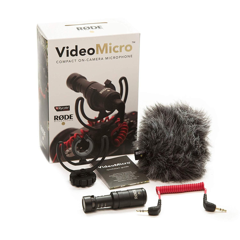 Cho thuê Micro không dây Rode Videomicro
