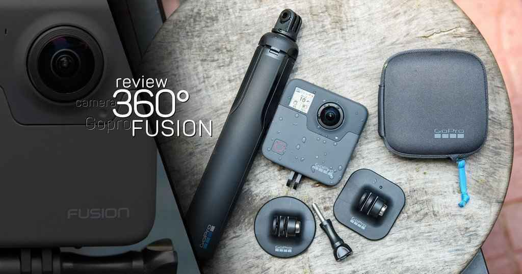 Cho thuê GoPro Fusion Hà Nội
