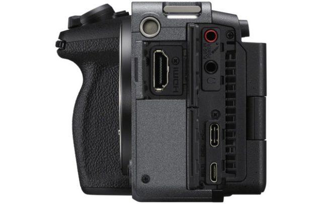 máy quay sony fx3