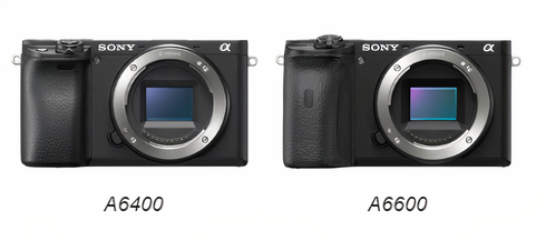 So sánh A6400 với A6600