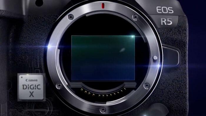 So sánh EOS R5 và R6