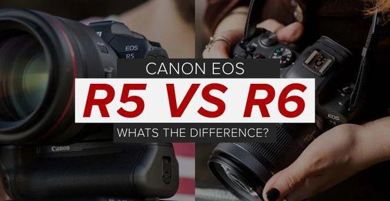 So sánh R5 và R6