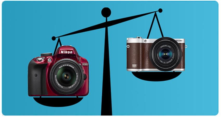 nên mua GoPro , DSLR hay Mirrorless