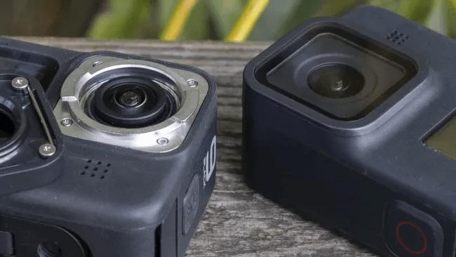 So sánh GoPro 8 và GoPro 9