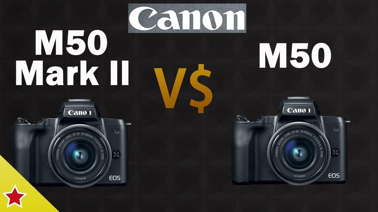 So sánh M50 với M50 Mark II