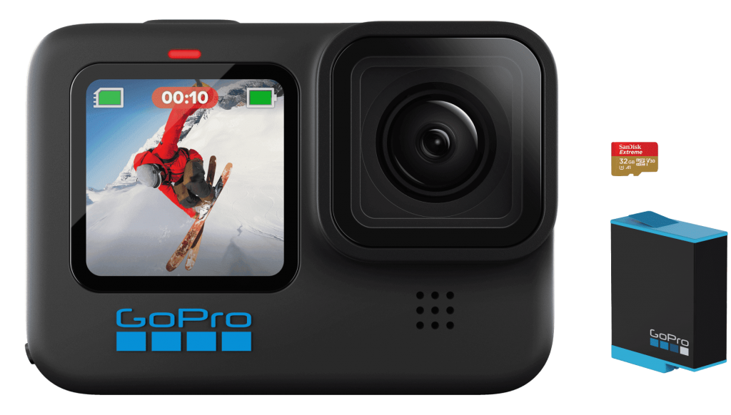 review gopro 10